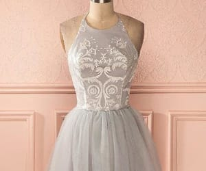 silver prom dresses, prom dresses for cheap, and prom dresses backless image