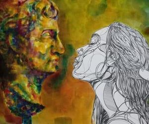 acrylics, art, and arte image
