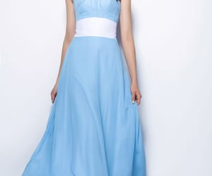 bridesmaid dresses, long bridesmaid dress, and chiffon bridesmaid gowns image