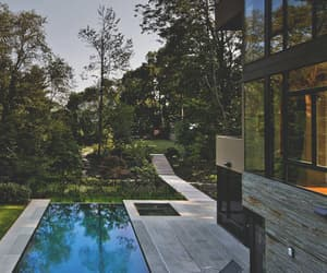 house, pool, and interior image