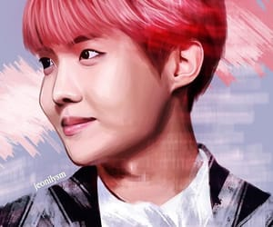 art, artwork, and jung hoseok image