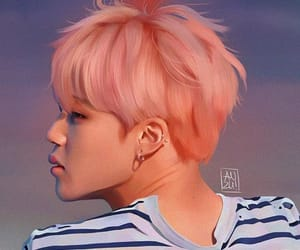 artwork, jimin, and fan art image