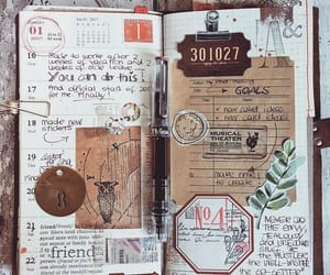 art, creative, and scrapbook image