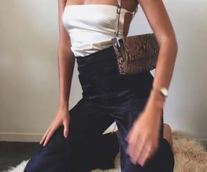 bag, tumblr, and fashionweek image