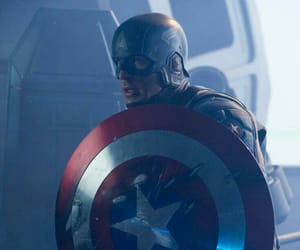 captain america, chris evans, and usa image