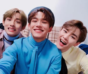 kpop, winwin, and dong si chen image