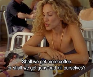 carrie, satc, and cinema image