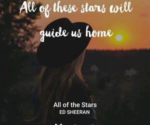 Lyrics, love, and music image