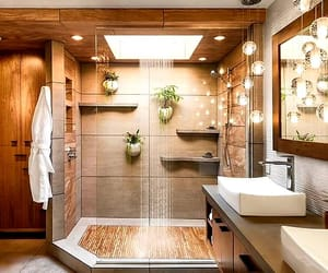 bathroom, indoor, and inspiration image