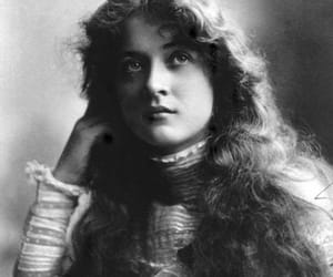 maude fealy and vintage image