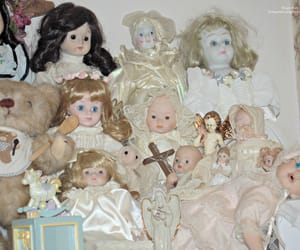 aesthetic, dolls, and vintage image