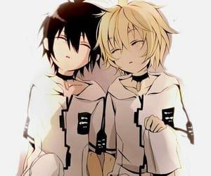 anime, boy, and mika image