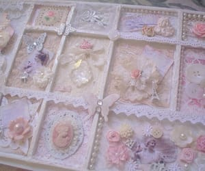 aesthetic, delicate, and childhood image