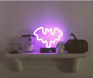aesthetic, bat, and room image