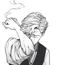 anime, black, and elegant image