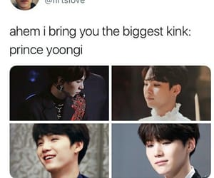 k-pop, suga, and bts image