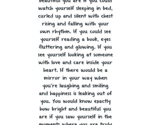 beautiful, quote, and selflove image