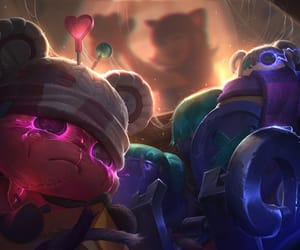 chaos, lol, and league of legends image