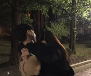 couple, korea, and ulzzang image