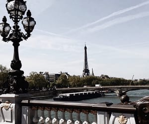 eiffeltower, france, and place image