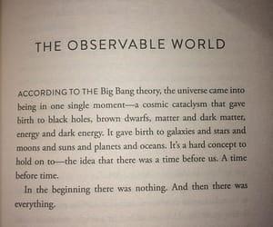 big bang theory, universe, and world image