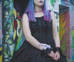 bright, colors, and graffiti image