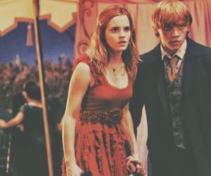 always, hermione granger, and harry potter image