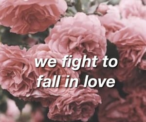 aesthetic, fall in love, and tumblr image
