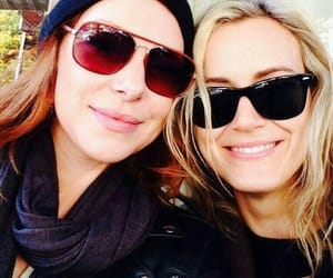 laura prepon, vauseman, and taylor schilling image