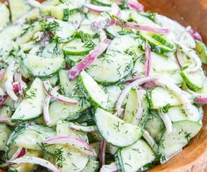 comida, tumblr, and ensalada image