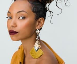 actress, lipstick, and tv image