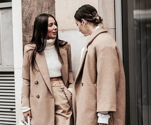 chic, girly, and street style image