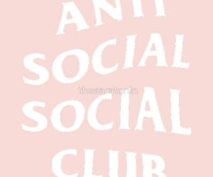 aesthetic, antisocial, and darkpink image