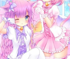 baby doll, lolita, and bff image