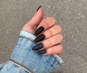fashion, nailsart, and moda image