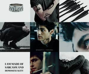 aesthetic, arrow, and cazadores de sombras image