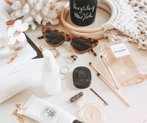 accessories, perfume, and sunglasses image