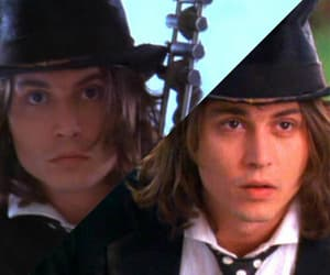 benny & joon and johnny depp image