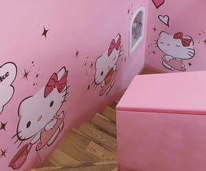 hello kitty, pastel, and sweet image