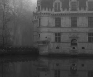dark, gloomy, and gothic image