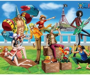brook, ñami, and one piece image