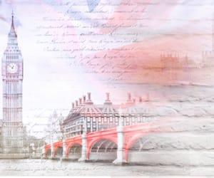 bridge, clock, and wallpaper image