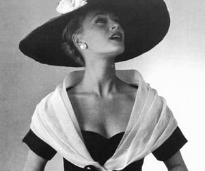 50s, 1950s, and Christian Dior image
