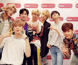 minhyuk, monsta x, and i.m image