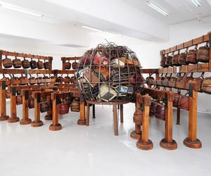 contemporary art, chen zhen, and installation artist image