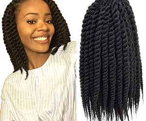 braids, black hair styles, and mambo twist image