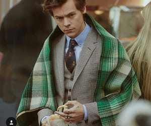 vogue, Harry Styles, and one direction image