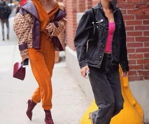 fashion, fashion week, and nyc image