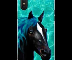 iphone case, video promo, and horse spirit water dream image