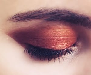 autumn, fall, and make up image